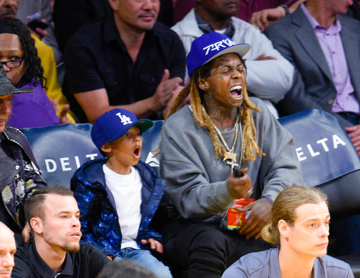 First Public Pics Of Lauren London & Lil Wayne's Son Are ...Lauren London And Lil Wayne Pics