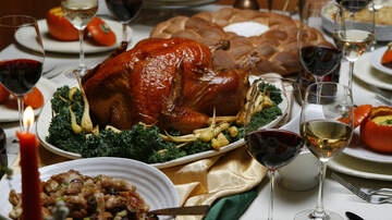 Happy Holidays from Mix 96 - A Thanksgiving Feast For 10...Just $49?! C'mon...