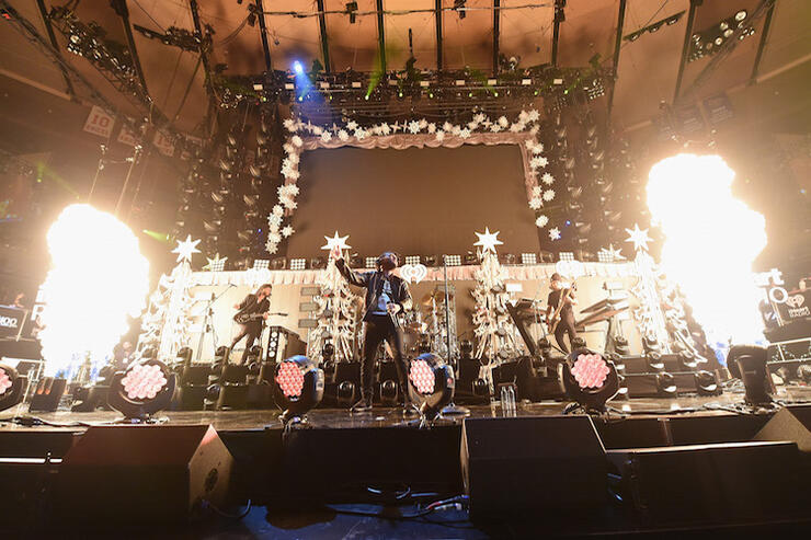Z100's Jingle Ball 2015 - Show
