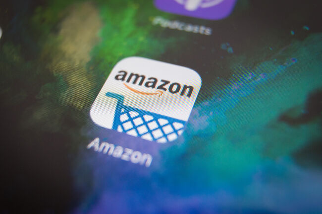 Strong Increase in online shopping