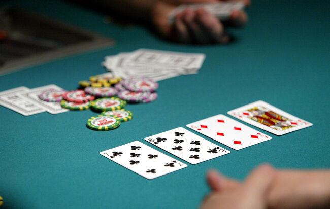 2004 World Series Of Poker Tournament
