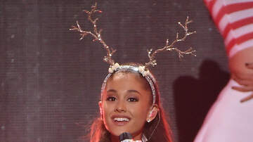 Jingle Ball - Ariana Grande Previews Upcoming Jingle Ball Performances
