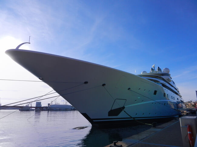 File Photo: Yacht Moored  (Getty Images)