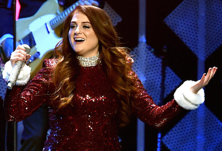Meghan Trainor - 102.7 KIIS FM's Jingle Ball - Show