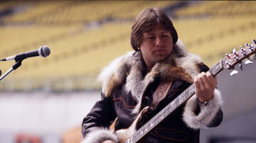 Jeff K - Remembering Greg Lake, Gone On This Day In 2016