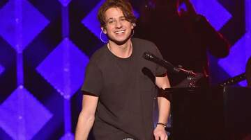Jingle Ball - Charlie Puth Brings His Hits (And Heart) To iHeartRadio Jingle Ball