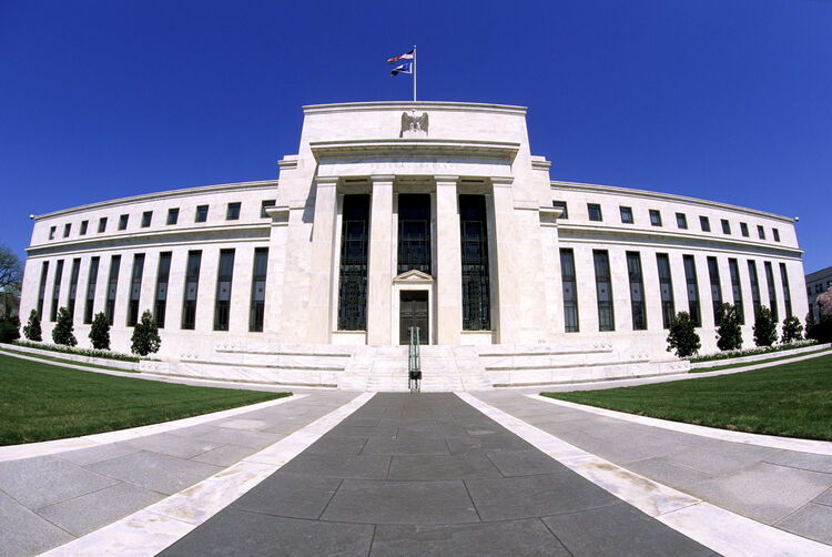 Federal Reserve Building - Washington DC, USA