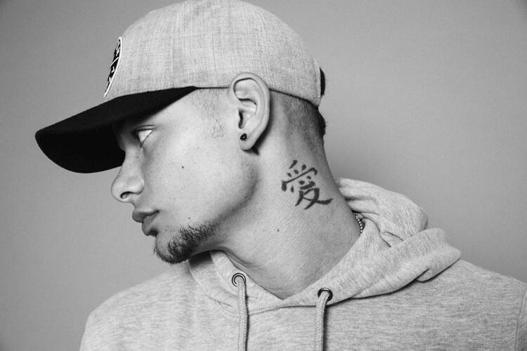 Interview Tattoo Stories With Kane Brown Iheartradio