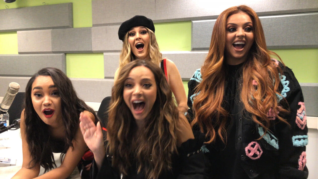 Little Mix\'s First Time Performing At Madison Square Garden | The ...