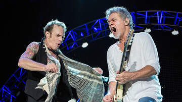 Ayo - Van Halen...returning in 2019, says Roth.