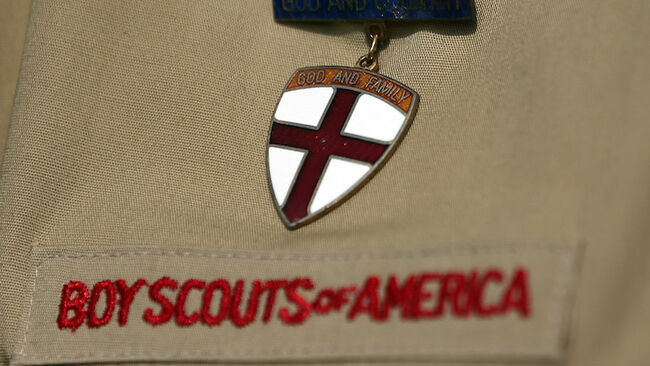 Boy Scouts, Parents Deliver Petition To Boy Scout HQ To End Ban On LGBT Scouts