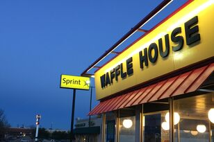 Waffle House Waitress Pulls Her Own Gun on Robbers.