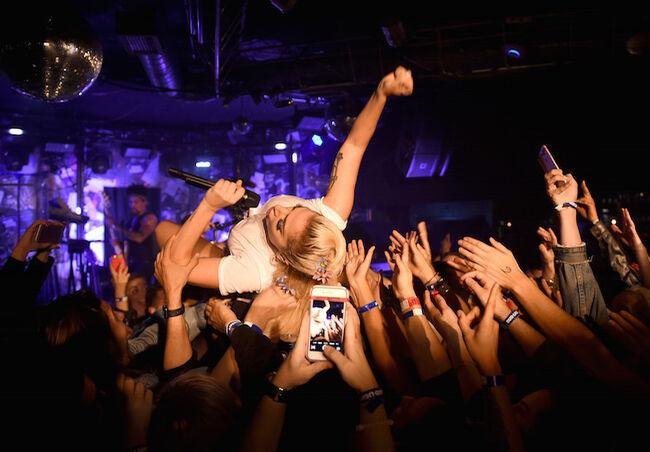 Bud Light X Lady Gaga Dive Bar Tour In Los Angeles, CA