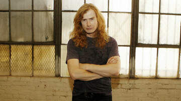 Corey Rotic - Megadeth's Dave Mustaine vs. Cancer: We're gonna beat this thing together