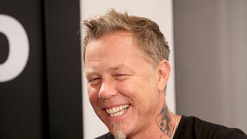 Audrey - Metallica's James Hetfield Goes Shirtless for Iggy
