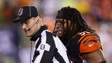 Steven Lewis - SOME SAY BENGAL'S BURFICT SHOULD BE GONE FROM NFL