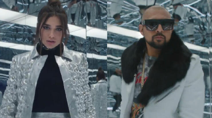 Dua Lipa Sean Paul No Lie Images Səkillər