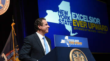 Ian Wheatley - Cuomo To Give Third Inaugural Address In New Jersey?