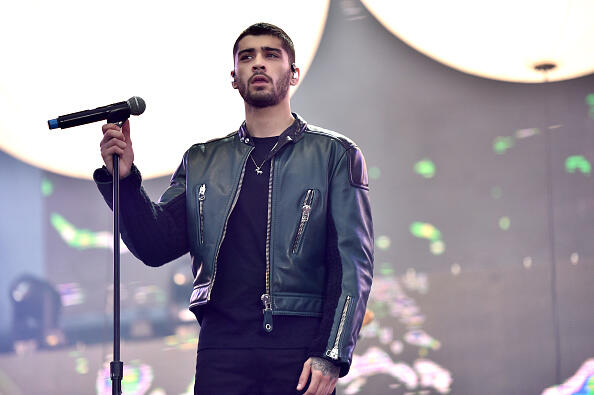CARSON, CA - MAY 14:  Recording artist Zayn performs on stage during 102.7 KIIS FM's 2016 Wango Tango at StubHub Center on May 14, 2016 in Carson, California.  (Photo by Mike Windle/Getty Images)