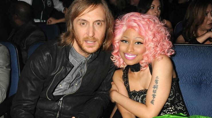 David Guetta Is Working On New Music With Nicki Minaj | iHeartRadio