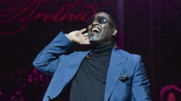 Steve Harvey Morning Show - My, My, My...Johnny Gill Talks A New Edition Reunion?