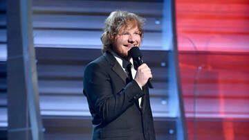 Mike Miller - Ed Sheeran Sings For Bruno Mars