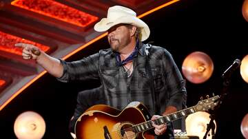 Simon Conway - Toby Keith at the Fair! You can win tickets on my show every day this week!