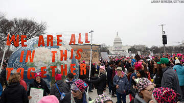 Inauguration 2017 - Women's March: Sister Marches Across the US