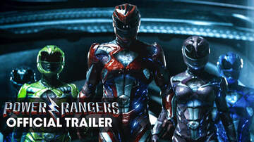 Josh Reno - Are You Too Old For This New Power Rangers Trailer?