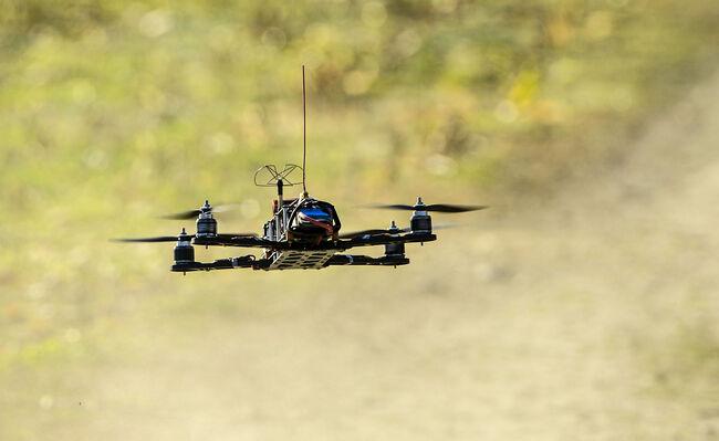 PETA Demonstrates How Hobby Drones Can Help Wildlife