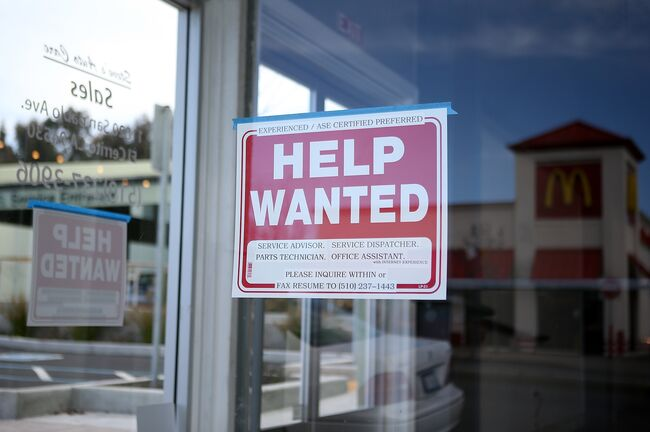 Hiring Gains Drop Unemployment Rate To 7.7 Percent