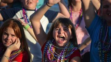 image for Pics from the Gasparilla Kids Parade!