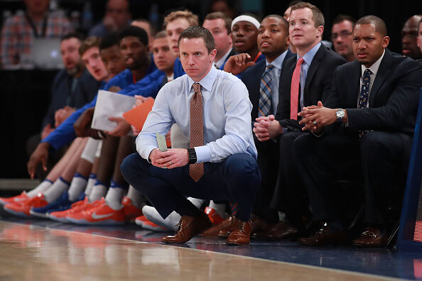 Expectations for Gators Basketball