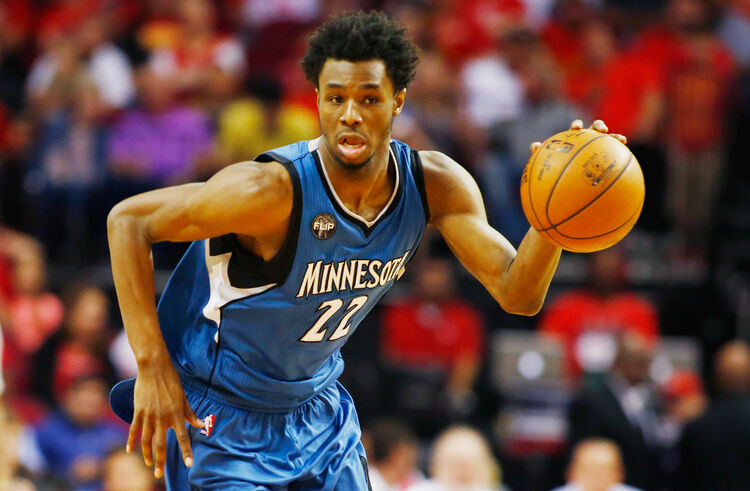 Minnesota Timberwolves v Houston Rockets