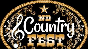 Jay Dylan - ND Country Fest