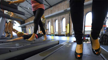 Houston's Morning News - VIDEO: How To Train In HEELS for Thanksgiving Holiday Travel