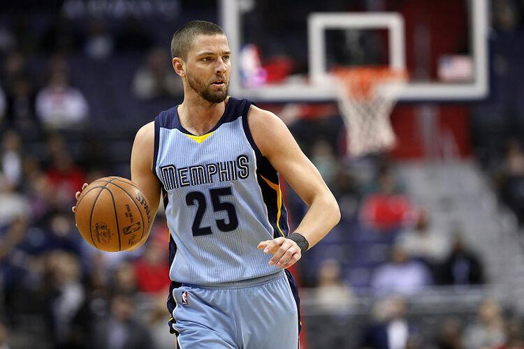 Memphis Grizzlies v Washington Wizards