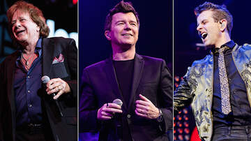 iHeart80s Party - iHeart80s Party 2017 Top Moments: New Kids On The Block, Rick Astley, & More