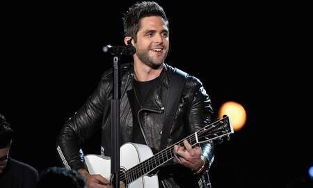 Music News - Thomas Rhett Hopes To Focus On Deeper Meaning of Christmas With His Family