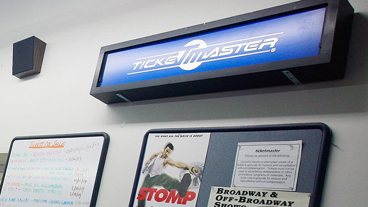 You May Be Eligible for FREE TICKETS from Ticketmaster