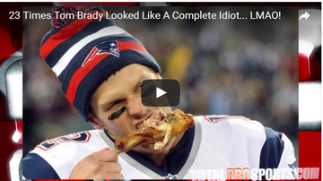Cindy Scull Mornings - Tom Brady Drops an F-BOMB on Live TV
