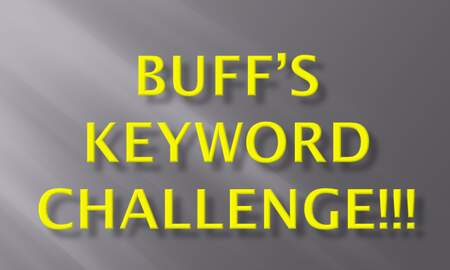 @TheBuffShow - Buff's Keyword Challenge: Jason Aldean Tickets!!!