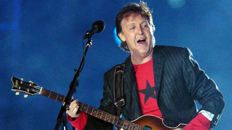 Paul McCartney Delivers Previously Unreleased Demo With