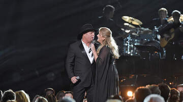 - Garth Will Sing To Trisha At The CMAs