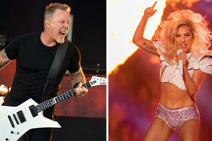 Metallica Will Perform With Lady Gaga At Grammy Awards