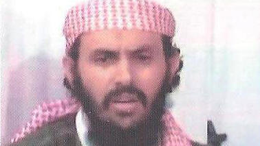 A Yemeni police wanted poster shows on October 11, 2010, three different images of Al-Qaeda in the Arabian Peninsula (AQAP) military chief in Yemen Qassim al-Rimi, who announced the creation of an