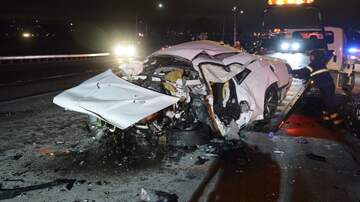 KFBK News - 2 Dead in Wrong Way Driver Accident on EB 80
