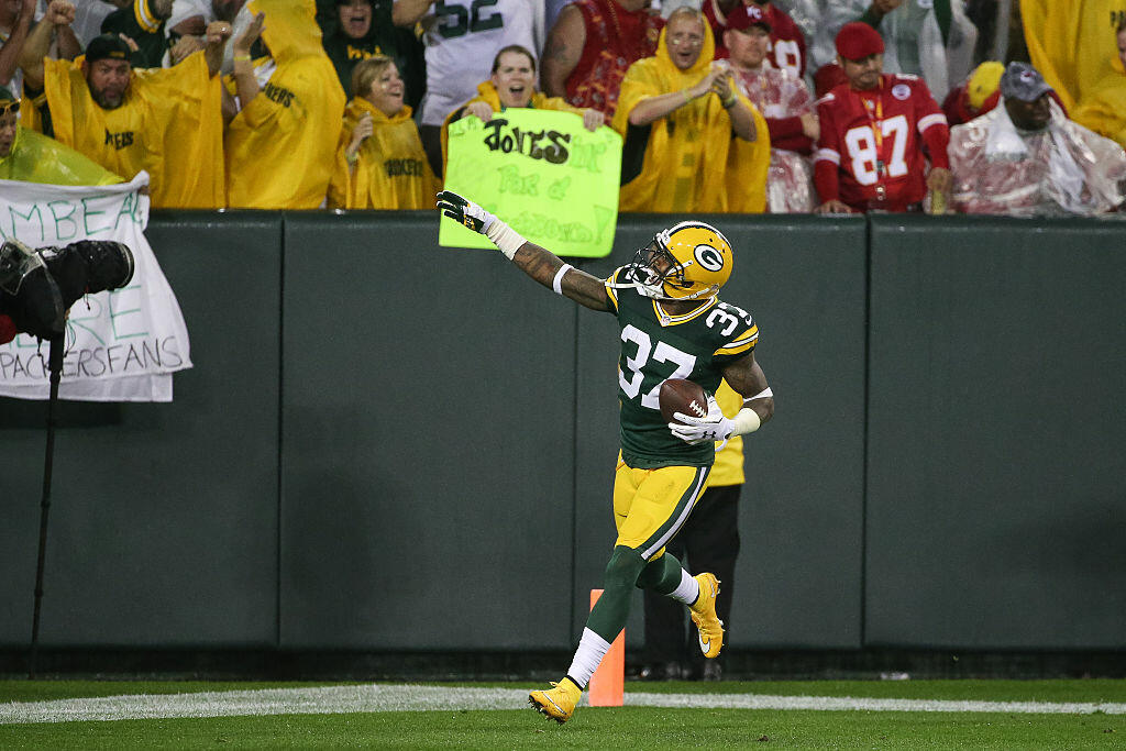 Kansas City Chiefs v Green Bay Packers