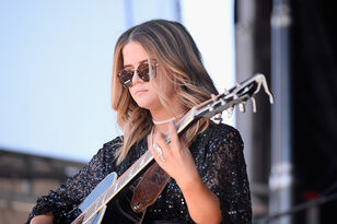 Maren Morris On Writing Next Album: 'I'm Excited To Do What I Do'