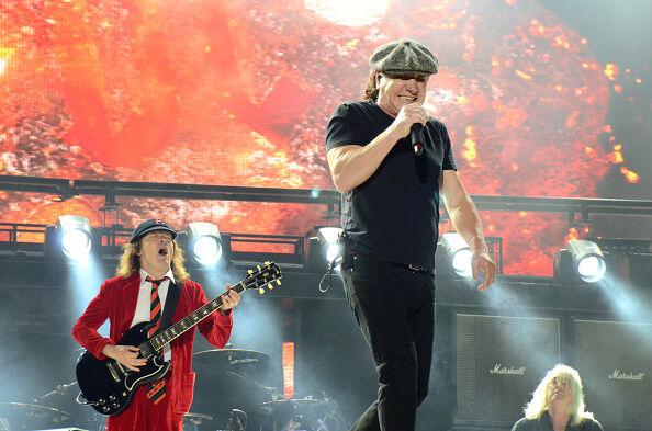 AC/DC In Concert - Foxboro, MA